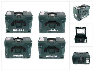 Metabo MetaLoc III Koffer 4 Stück ( 4x 626432000 )