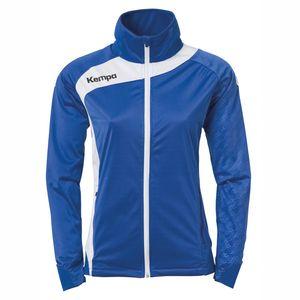 Kempa PEAK Multi Jacke Women blau/weiß S
