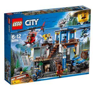LEGO® City Hauptquartier der Bergpolizei, 60174