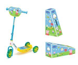 Smoby 7600750148 - PEPPA PIG 3-Rad Roller