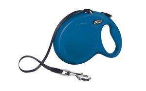 flexi New Classic L Gurt 8 m blau