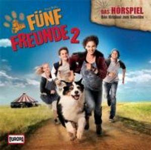 Fünf Freunde-Fünf Freunde 2 - Das Original-Hörspie
