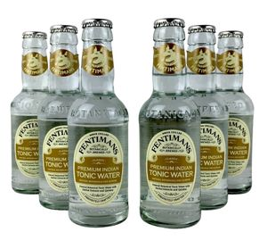 Fentimans Indian Tonic Water - 6x 200ml - inkl. Pfand