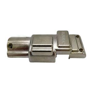 Metallgehäuse-Rüstungsschutzzubehör in Silber für Drift RC Car WPL D12 R545
