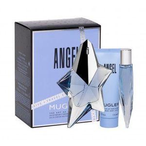 Thierry Mugler Angel 50ml Eau de Parfum & 10ml Eau de Parfum & 50ml Bodylotion