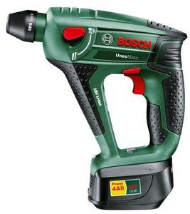 Bosch Akku-Bohrhammer Uneo Maxx 18V / 2,5 Ah Akku + Ladegerät