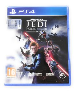 Electronic Arts Star Wars Jedi: Fallen Order, PS4, PlayStation 4, RP (Rating Pending)