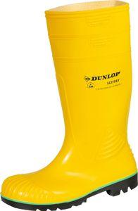 Dunlop Acifort gelb S5 ESD Chem. Range Gr. 46