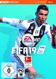FIFA 19 (CIAB) - CD-ROM DVDBox