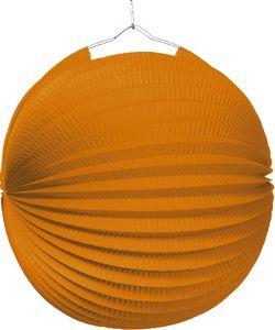 Lampion Ballon - Ø 25 cm, orange, 10 St.