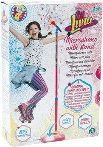 Disney Soy Luna Mikrofon m. Ständer
