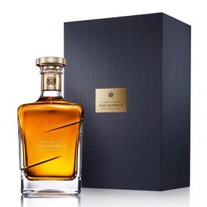 Johnnie Walker Blue Label 'King George V' Blended Scotch Whisky | 43 % vol | 0,7 l