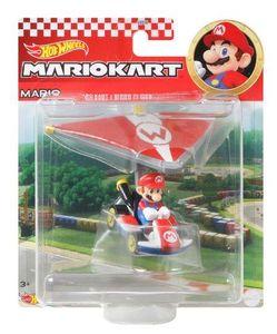 HOT WHEELS GVD31 Hot Wheels Mario Kart Mario Super Glider
