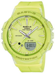 Casio Baby-G Uhr BGS-100-9AER Armbanduhr AnaDigi