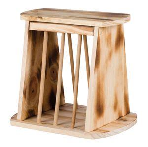 TRIXIE 61193, Zuführung, Holz, Holz, 1 Stück(e), 250 mm, 180 mm