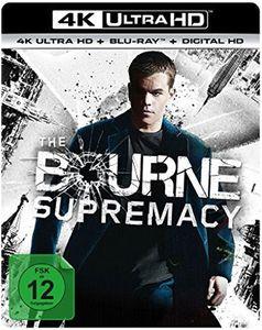 Die Bourne Verschwörung - (4K UHD)