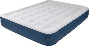 Jilong Queen-Size-Luftbett für 2 Personen mit eingebauter elektronischer Pumpe - Maße: 203 x 157 x 38 cm - Farbe: Blau/Weiß; 27278