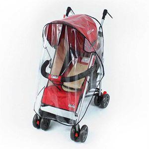Regenschutz für Buggy Kinderwagen