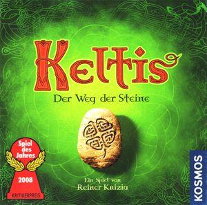 Keltis, Spiel des Jahres 2008