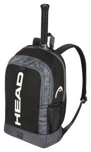 Core Backpack, Größe:Stk., Farbe:BLACK/WHITE