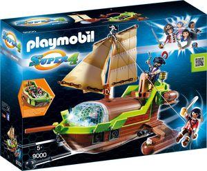 Playmobil - Piraten-Chamäleon mit Ruby (9000)