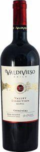 """Vi?a Valdivieso Carmenère Gran Reserva """"Valley Selection"""" Valle de Rapel - Chile 2019 (1 x 0.750 l)"""