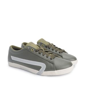 """Diesel Sneaker """"Bikkren"""" -  Y01112 P1053 / Bikkren - Grün-  Größe: 45(EU)"""