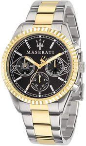 Maserati R8853100016 Multifunktion Herrenuhr Competizione