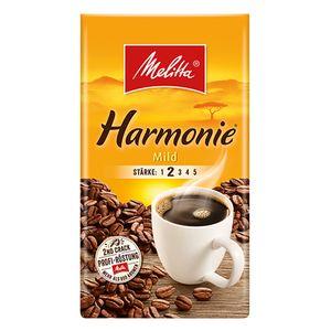 Melitta - Harmonie Mild Filterkaffee - 12x 500 gr