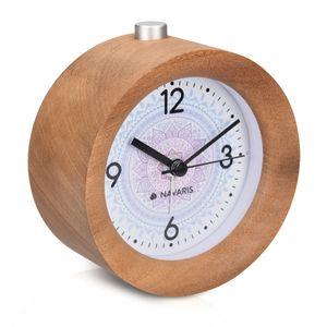 Analoge Uhr mit Design