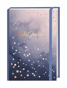Punkte Bullet Journal A5 Kalender 2022