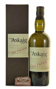 Port Askaig 100 Proof Islay Single Malt Scotch Whisky 0,7l, alc. 57,1 Vol.-%