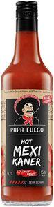 Papa Fuego Mexikaner sehr Scharf Tomatenschnaps Likör 700 ml