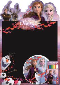 Disney Frozen 2 / Die Eiskönigin - Kreidetafel / Maltafel