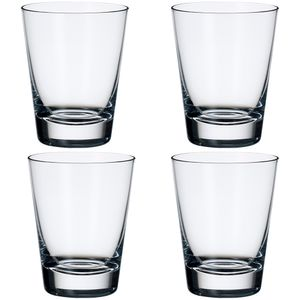 VILLEROY & BOCH 4er Set Colour Concept Cocktail-/Wasserglas Trinkglas Clear