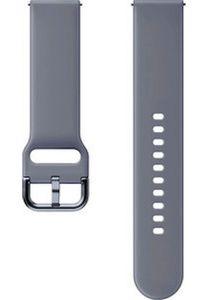 Samsung - Ersatz-/Wechselarmband - Galaxy Active 2 Sport Band - Cloud Silver - ET-SFR82MSEGWW