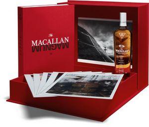 Macallan Magnum Masters of Photography Speyside Single Malt Scotch Whisky 0,7l, alc. 43,7 Vol.-%