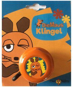 """Kinder Fahrradklingel, Klingel """"Die Maus""""; Farbe: Orange (885085)"""