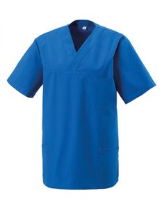 Schlupfkasack - Bügelleicht- und Softausstattung - Farbe: Royal Blue - Größe: XL
