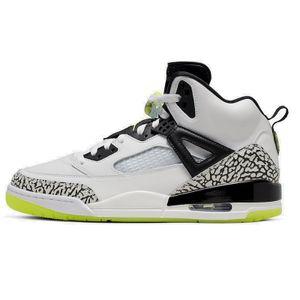 Nike Schuhe Jordan Spizike White Volt Black, 315371170, Größe: 45