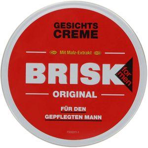 Brisk Original Gesichtscreme für den Mann 125 ml Face Cream for Men