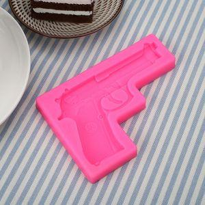Die neue Pistole direkt ab Werk Flüssigsilikon Fondant-Kuchenform M079 Backen