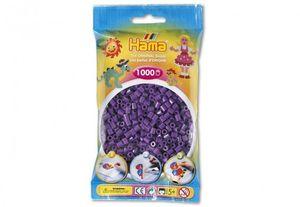 Hama-Perlen Lila 1000Stück, 1Beutel