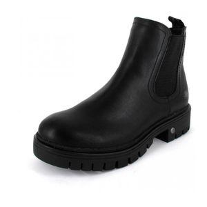 Dockers Stiefelette  Größe 40, Farbe: schwarz