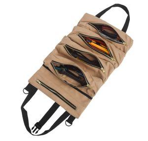 Werkzeugrolltasche Werkzeug Rolltaschen Autotasche Verdickungs-Werkzeugtasche Aufbewahrung Tragbar tasche