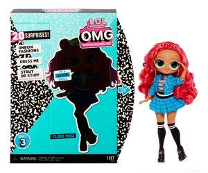 Zapf Creation 567202E7C L.O.L. Surprise OMG Doll C