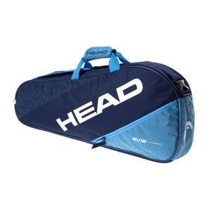HEAD Elite 3R Pro Tennistasche Blau - Weiß