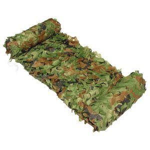 Jagd Camping Woodland Military Camouflage Net Camo Netting Abdeckung 3mx4m Größe 3 x 4 m