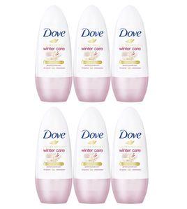 Dove 5x Roll-on Deo 48 Stunden Schutz Winterpflege Deodorant Körperpflege