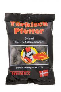 Trimex Türkisch Pfeffer Salmiak-Lakritzbonbons 400 g